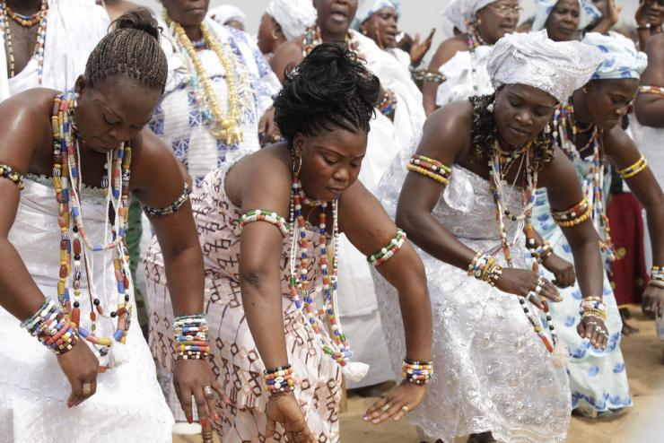 Benin: The Fon Marriage | Comboni Missionaries