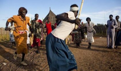 South Sudan: The Nuer – The Traditional Marriage | Comboni Missionaries
