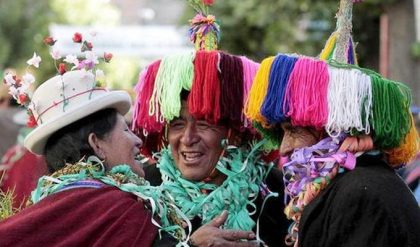 Bolivia: Textiles That Tell Stories | Comboni Missionaries