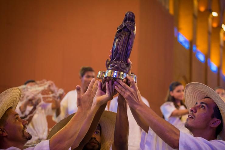 Brazil: Aparecida – 300 Years On The Side Of The People   Comboni Missionaries