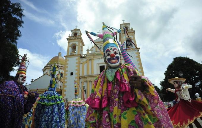 Carnival In Mexico: The Great 'Colourful Fiesta' | Comboni Missionaries