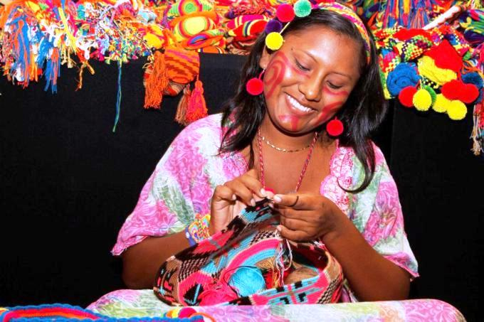 Colombia: The Art Of Weaving – The Wayuu People | Comboni Missionaries