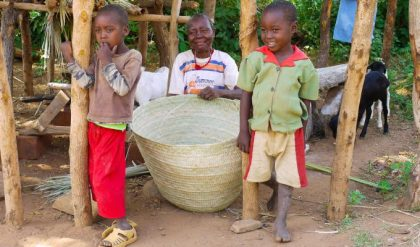 Kenya/Tharaka: Cries Of Joy | Comboni Missionaries