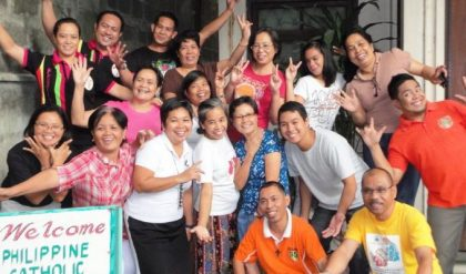 Filipino Diaspora: They Become Modern Apostles Of Evangelisation | Comboni Missionaries