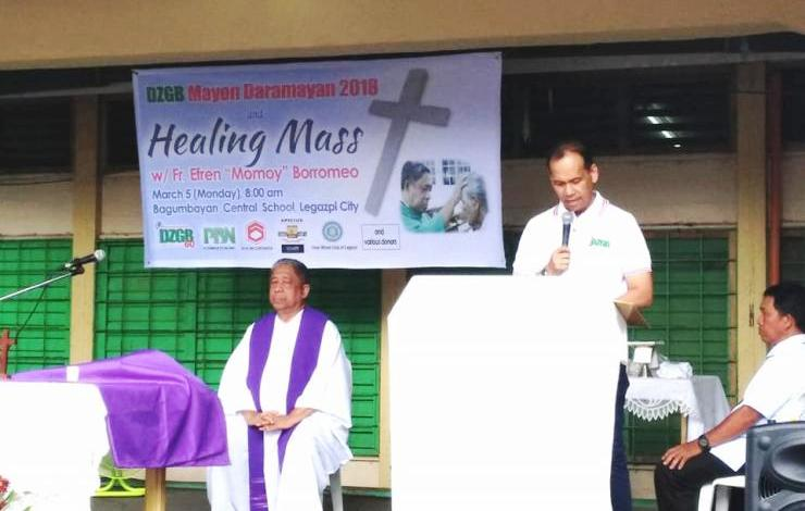 Philippines: The Healing Priest | Comboni Missionaries