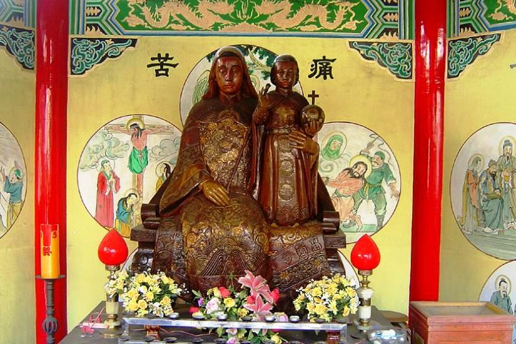 Our Lady In China | Comboni Missionaries