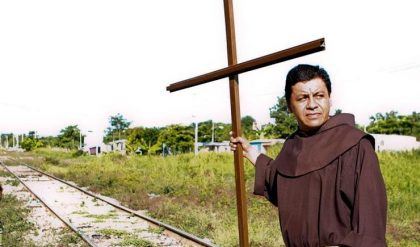 """Mexico: """"I Could Be Killed Anytime""""   Comboni Missionaries"""