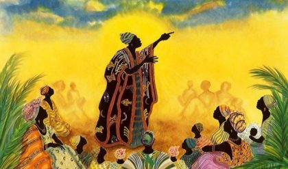 African Myths: A Door To The Mysteries Of Creation   Comboni Missionaries