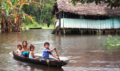 """Colombia: """"We are the guardians of our land""""   Comboni Missionaries"""