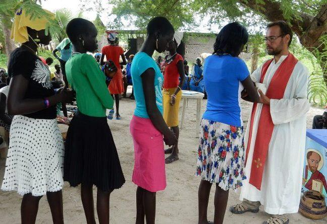 """""""Take Courage, Build my House"""" 