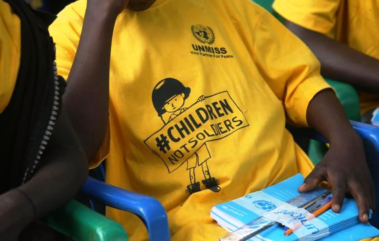 More Children Released From South Sudanese Armed Groups | Comboni Missionaries