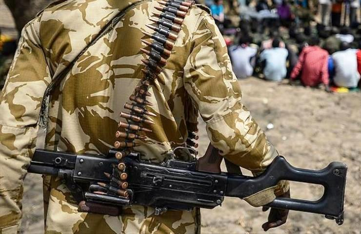 Impact Of Small Arms Proliferation On Africa | Comboni Missionaries