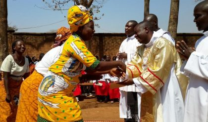 My Vocation: A Journey Of Valued Little Decisions   Comboni Missionaries