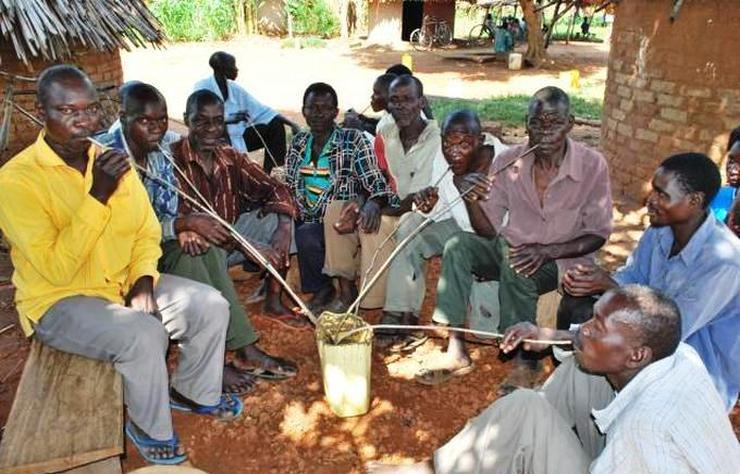 Uganda/Teso: Ajon – The Beginning & The End Of Every Celebration | Comboni Missionaries