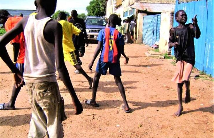 South Sudan: Street Children In Juba – They Want To Live | Comboni Missionaries
