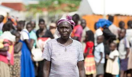 Uganda/Sudanese Refugees: Just A Drop In The Ocean | Comboni Missionaries