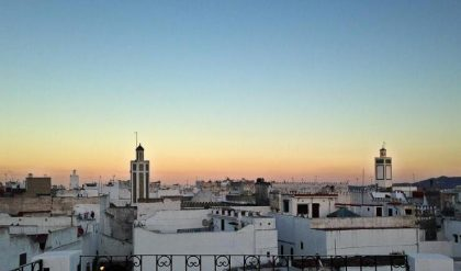 Morocco/The Ancient City Of Tétouan: The Embrace Of Medina | Comboni Missionaries