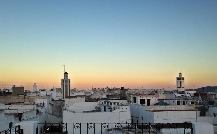 Morocco/The Ancient City Of Tétouan: The Embrace Of Medina   Comboni Missionaries