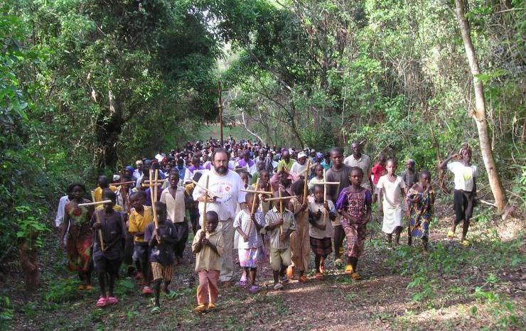 Republic of Central Africa: A Church With Open Arms   Comboni Missionaries